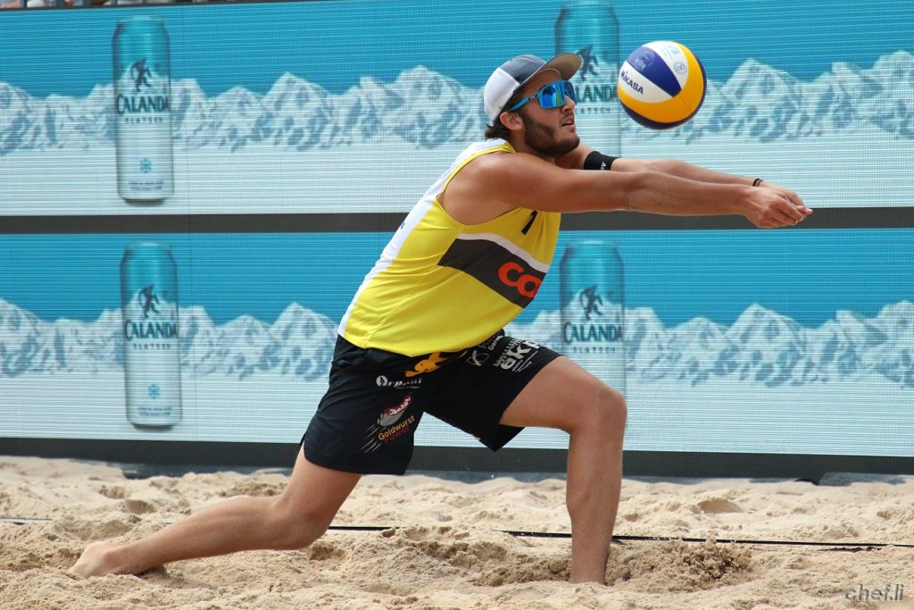 Keywords: Beachtour;Beachvolleyball