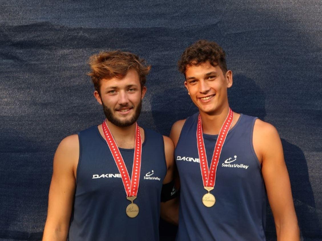 Bronzemedaille für Leo Dillier